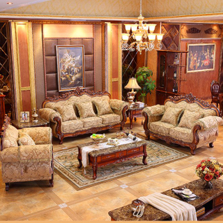 929J Classic Sofa with Wood Sofa Frame for Home Furniture