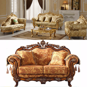 619D Sofa Set for Home Furniture