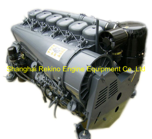 Deutz F6L913 Air cooled diesel engine motor for construction machinery