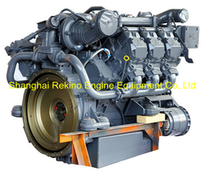 Deutz BF6M1015C-LA GA 208KW diesel engine motor for 50HZ generator