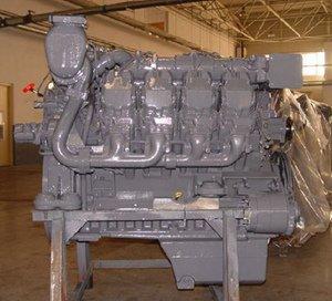 Deutz engine BF8M1015C
