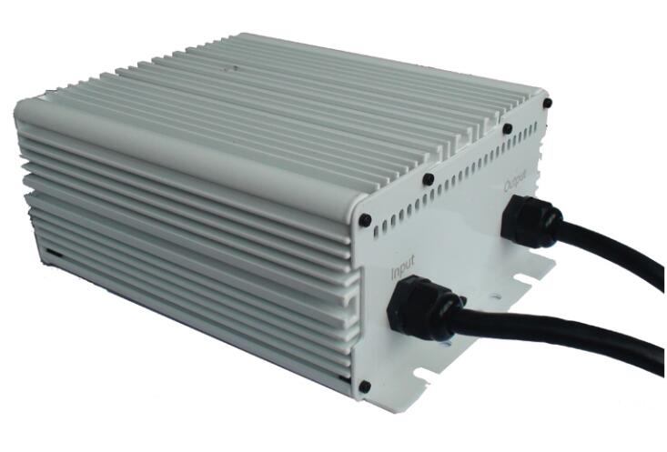 600w digital ballast with fan