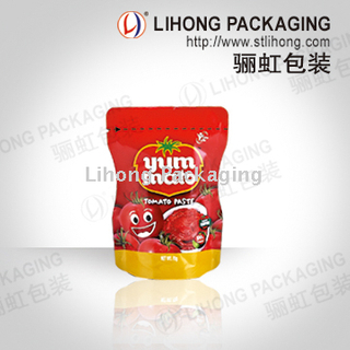 Standing Doy Pack With Customized Shape