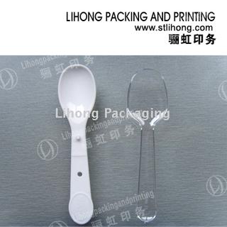 Injection Molding Plastic Folding Spoon
