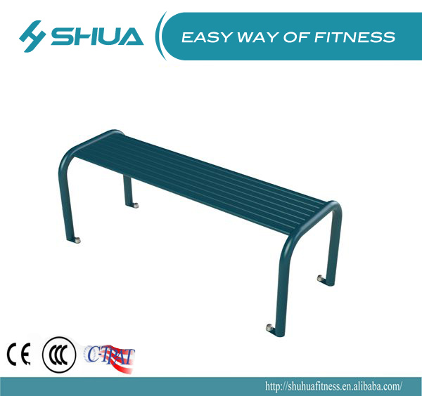 Fashion Outdoor Leisure Fitness Long bench JLG-15