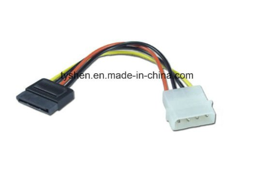 SATA Cable for Power 15cm Style No. SATA-001