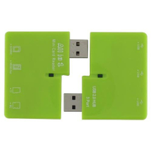 Detachable USB Combo for Card Reader and Hub Style No. Cr-215