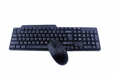 Multimedia Keyboard and Mouse Combo