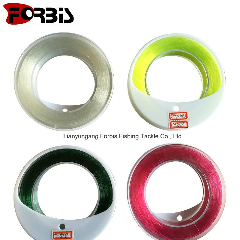 Colorful Hand Grasp Spool Fishing Line