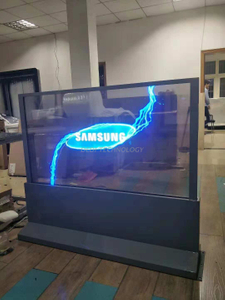 Dedi Samsung 55 inch transparent OLED screen 100% new OLED screen display Digital signage