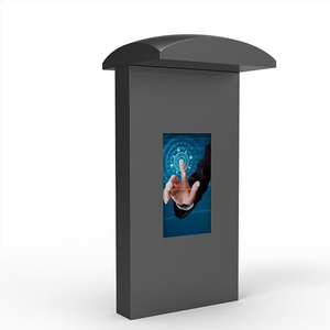 "Dedi 22"" - 86"" Super Bright Outdoor Freestanding LCD Display Digital signage"