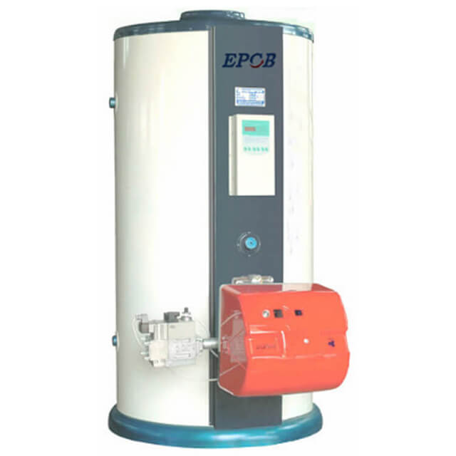 Mini Vertical Oil/Gas Fired Hot Water Boiler - Buy Gas Fired Hot ...