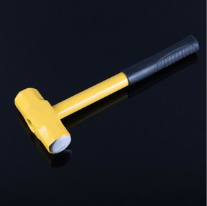 Hand Tools Octagon Hammer with Steel Tubular Handle