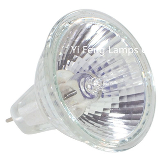 Hot Selling Energy Saving Dimmable Tube Halogen Lamp GU10