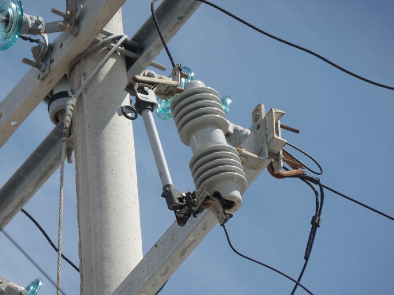 Outdoor Single Pole Fused Recloser by-Pass Switches 24kv