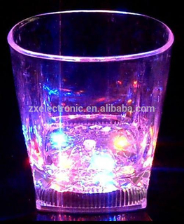 LED flashing cup with gift &promotion