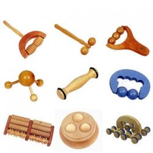 Massager, Massage, Wooden Massager