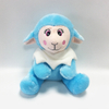 Blue Sheep Stuffed Animal Plush Toys Sheep