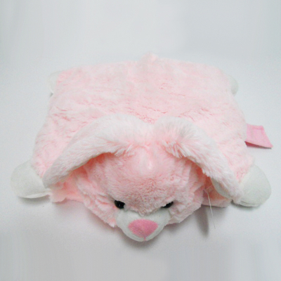 Cute Stuffed Plush Animal Baby Bunny Pillow