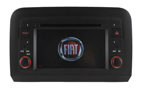 "6.2""Fiat Croma Android Car Stereo Carplay Android Phone Connections TV 3 X USB Gps Navigation"