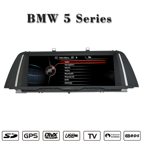 "10.25""android 7.1 car videos for bmw 5 F10 car stereo 3G Internet"