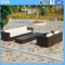 Wicker Patio Furniture Outdoor Sofa