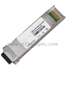 XFP,10Gb/s,10GBase-ZR,SMF,1550nm,80KM Transceiver