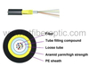 JET Unitube Non-Metallic Micro Outdoor Fiber Cable