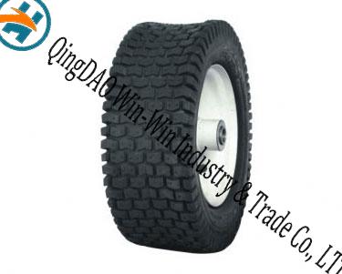 "16""X6.50-8 Rubber Wheel Pr 3055, Pneumatic Wheel"