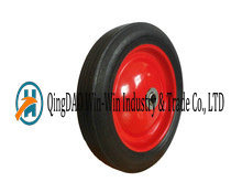 10 Inch Solid Rubber Wheel for Mobility Equipments
