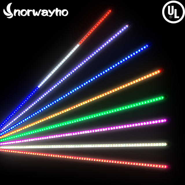 3ft Multi color LED lighted whips