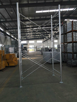 Galvanized 6′x4′ Shoring Frame Scaffolding