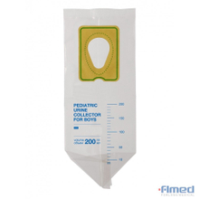 Disposable Sterile Pediatric Urine Collectors