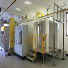 12.5kg/15kg LPG Gas Cylinder Manufacturing Equipments Body Manufacturing Line Powder Coating Line