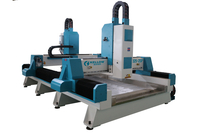 MST-1325+2SP Double Gantry +Moveable crossbeam processing center