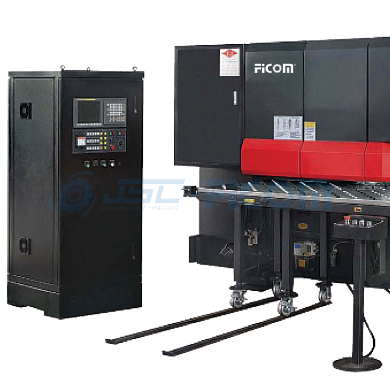 HTP Series CNC Hydraulic Turret Punch Machine
