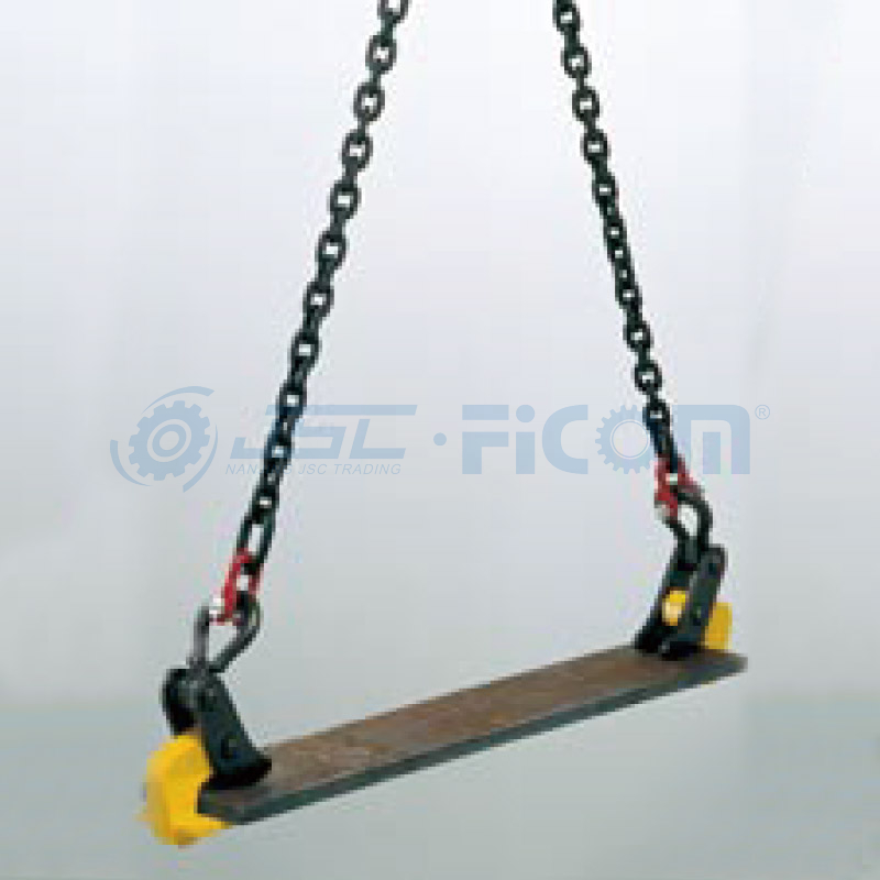 Horizontal Lifting Clamp, Item Code: 106### (Capacity: 1000-10000 kg)