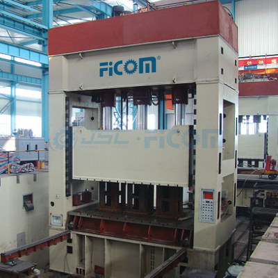 YL34 Series Framework-type Single-movement Hydraulic Press for Sheet Metal Drawing(Stamping)