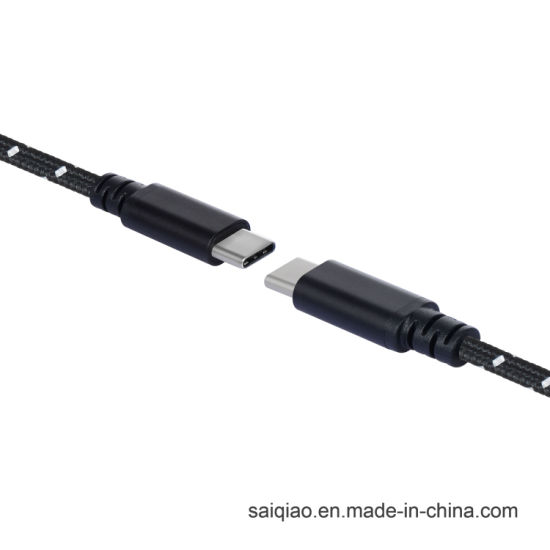 High Quality Type-C 2.0 C-C Charging Data Cable for Huawei