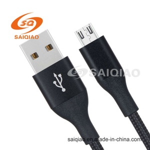 USB Charging Data Cable for Android with Aluminum Foil Shielded Wire