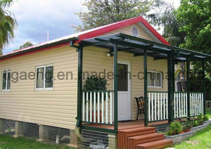 Fast Installation Good Insulated Prefab House with Light Steel Structure