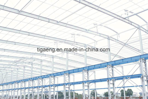 Easy Assembly Steel Portal Frame Prefabricated Warehouse