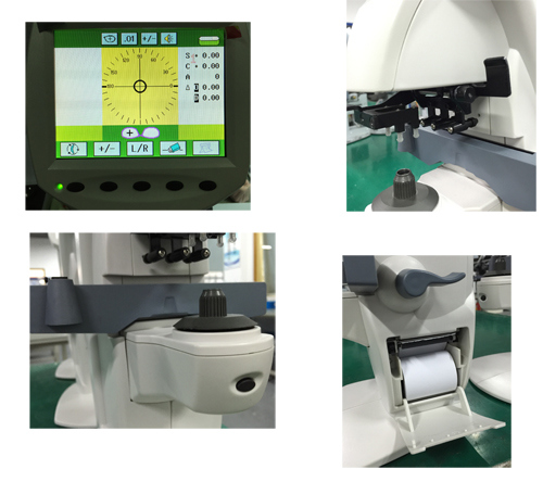 COT-L800 China Best Quality Ophthalmic Equipment Auto Lensmeter
