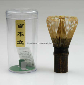 Purple Bamboo whisk(Chasen)