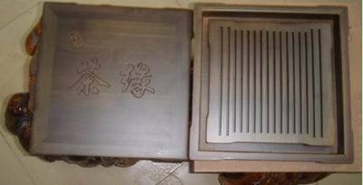Hi-Quality Bamboo Tea Tray