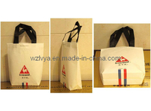 PP Woven Clothes Bag White Color (LYR16)