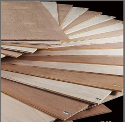 18*1220*2440mm Okoume Plywood