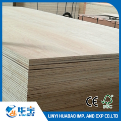 16.5mm Veneer Plywood (HL029) Bb/Cc Grade