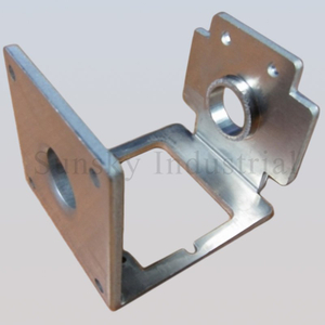 Bending thick metal Stamp part (AL13139)