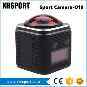 360 Degree 4K Waterproof 1080P Action Sport Video Camera